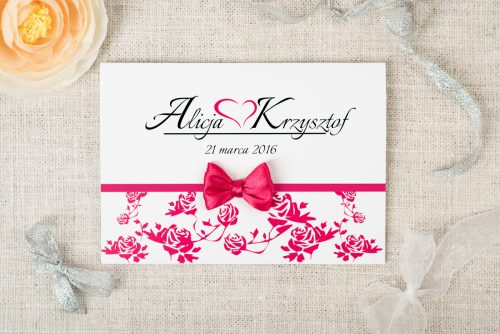 Jakie koperty na zaproszenia ślubne?